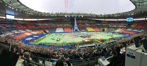 Khai mạc Euro 2016: Lễ hội âm thanh, màu sắc - 5