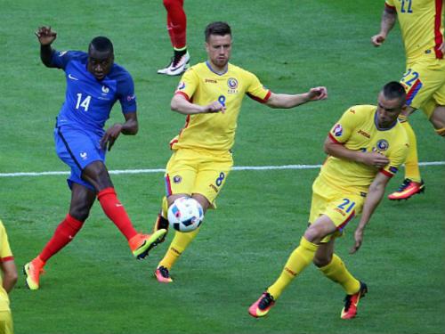 Video Pháp vs Romania - 1