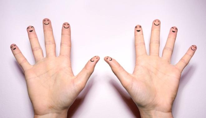Đầu ngón tay tiết lộ gì về tính cách của bạn? - 1