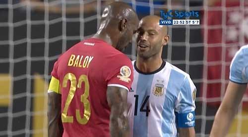 Video Argentina vs Panama - 1