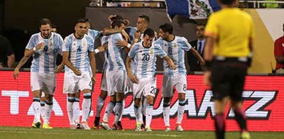 Chi tiết Argentina - Panama: Messi tỏa sáng (KT) - 6