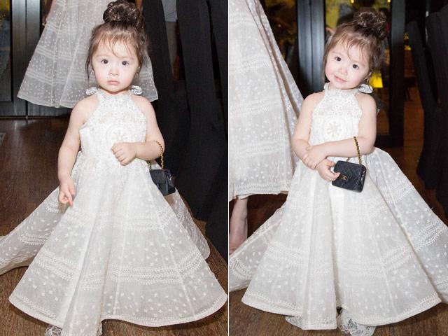 Elly Trần tổ chức sinh nhật sớm cho con gái yêu - 3