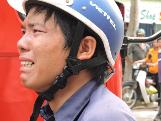 Sập giàn giáo ở Vũng Tàu: 2 người mắc kẹt đã tử vong - 2