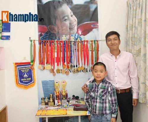 Thần đồng cờ vua Đặng Anh Minh: Tài không đợi tuổi - 3