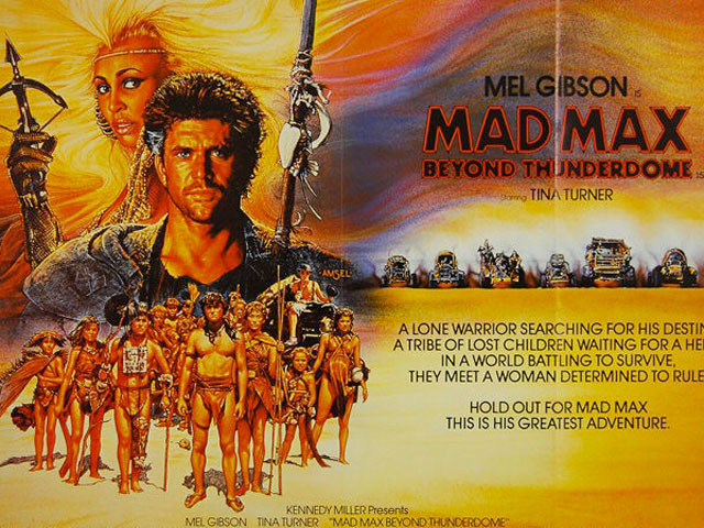 Trailer phim: Mad Max Beyond Thunderdome - 1