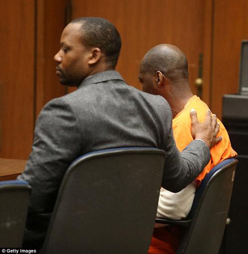 Ngôi sao truyền hình Mỹ bị kết án 40 năm tù vì bắn chết vợ - 2