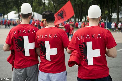 Chi tiết Albania - Thụy Sĩ: Nỗ lực vô vọng (KT) - 12