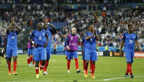 ĐT Pháp: Hiểm họa từ hàng thủ già nua - 1