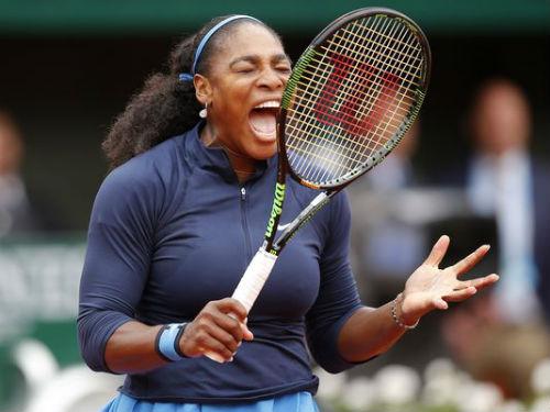 """Tin thể thao HOT 11/6: Serena """"phát điên"""" vì mất Roland Garros - 1"""