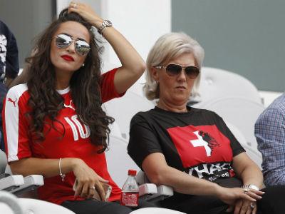 Chi tiết Albania - Thụy Sĩ: Nỗ lực vô vọng (KT) - 6