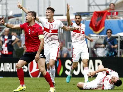 Chi tiết Albania - Thụy Sĩ: Nỗ lực vô vọng (KT) - 4