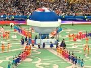 Bóng đá - Khai mạc Euro 2016: Lễ hội âm thanh, màu sắc