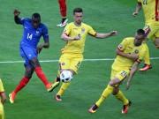 Bóng đá - Pháp - Romania: Những cơ hội tiếc nuối (H1)