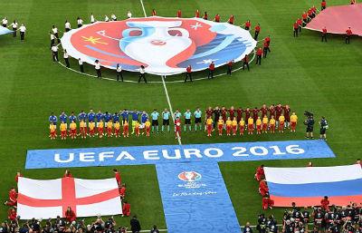 Truc tiep Euro 2016 : Anh gap Nga - 3