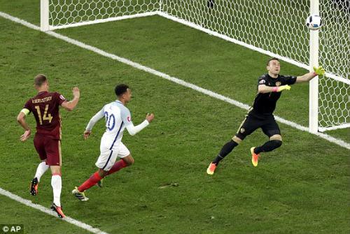 Video Anh vs Nga - 1