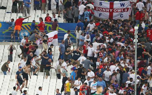 Bạo loạn CĐV Anh - Nga: UEFA điều tra CĐV Nga, Anh vô tội - 8