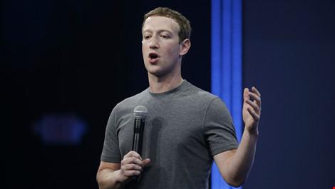 Ông chủ Facebook kiếm 6 tỉ USD trong một ngày thế nào? - 1