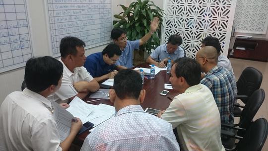 Bộ Xây dựng kiểm tra công trình sập ở Vũng Tàu - 1