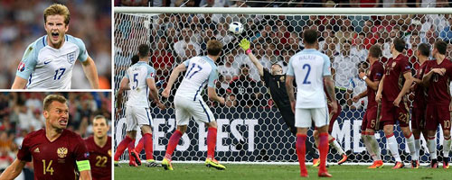 ĐT Anh mất điểm: HLV Hodgson bị ví như Van Gaal - 2