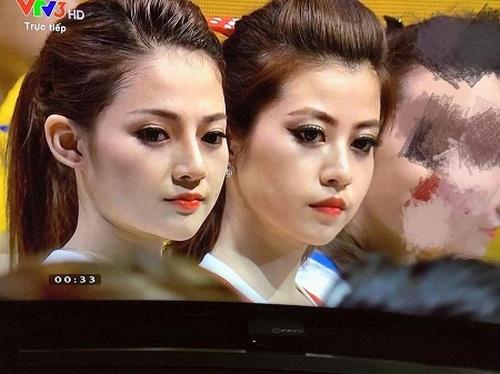 """""""Cô gái Euro"""" nóng bỏng trên VTV fan phát cuồng là ai? - 2"""