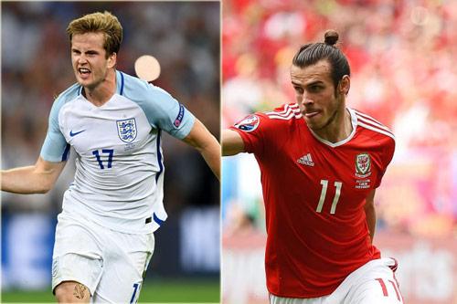 Video hot EURO 12/6: SAO trẻ Anh đọ tài Bale đá phạt - 1