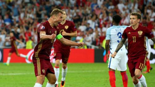 Ảnh đẹp Euro 12/6: Xứ Wales mở hội, người Anh thở dài - 15