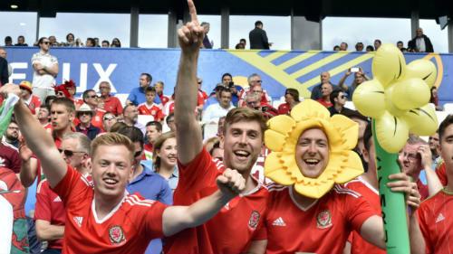 Ảnh đẹp Euro 12/6: Xứ Wales mở hội, người Anh thở dài - 6