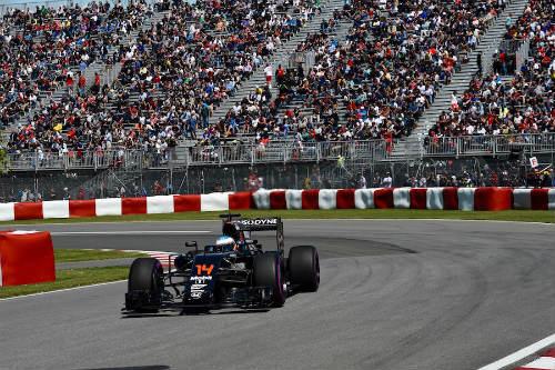 Phân hạng Canadian GP: Hamilton vượt Rosberg đoạt pole - 3