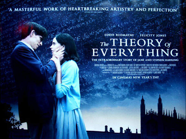 Trailer phim: The Theory Of Everything - 1