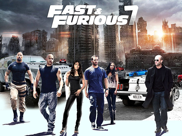 Trailer phim: Fast & Furious 7 - 1