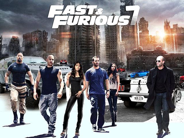 Trailer phim: Fast & Furious 7 - 1