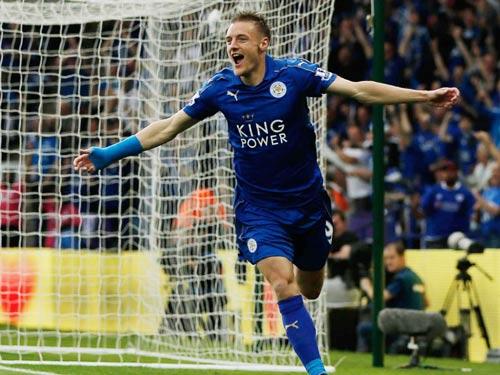 Báo Anh: Vardy bất ngờ từ chối Arsenal, ở lại Leicester - 1