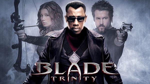 Trailer phim: Blade: Trinity - 1