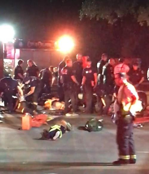 Xả súng điên cuồng vào hộp đêm ở Mỹ, 20 người trúng đạn - 3
