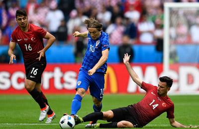 Ket qua Tho Nhi Ky vs Croatia euro 2016 - 3