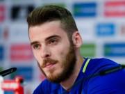 Bóng đá - Tin nhanh EURO 12/6: Fan ủng hộ loại De Gea
