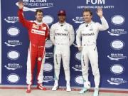 Thể thao - Phân hạng Canadian GP: Hamilton vượt Rosberg đoạt pole