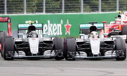 F1 – Canadian GP: Hamilton tìm lại bản năng - 1