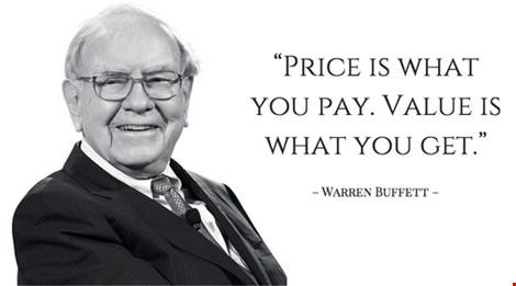 Hơn 3,4 triệu USD cho bữa ăn với tỉ phú Warren Buffett - 1