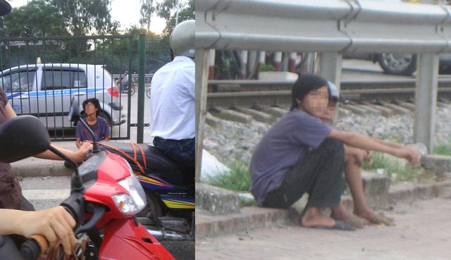 """Lao động trẻ em mưu sinh ở Thủ đô: Độc chiêu của """"cái bang"""" - 2"""