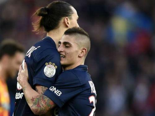 MU bạo chi 79 triệu bảng mua bạn thân Ibrahimovic - 1