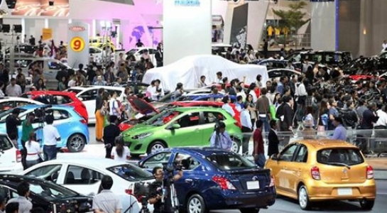 Người Việt chơi sang mua 26.000 chiếc ô tô trong tháng 5 - 1