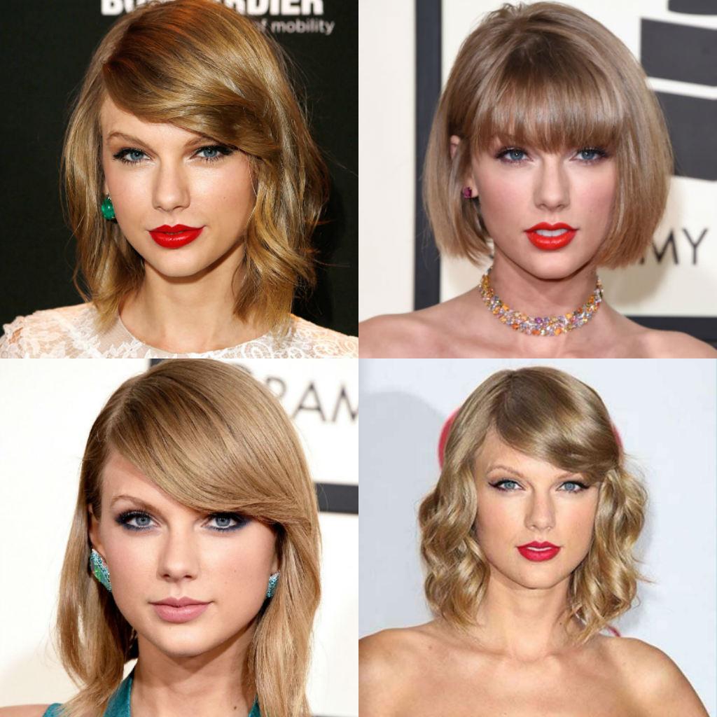 Kiểu tóc của Taylor Swift thời thượng nhất Hollywood - 1