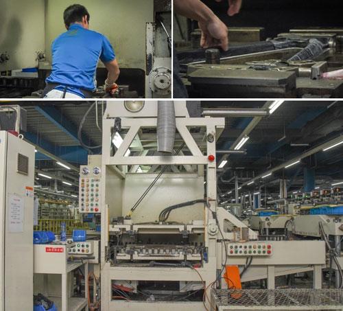 Chế tạo khung xe đạp carbon trong nhà máy của GIANT - 6