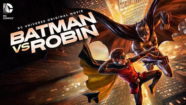 Trailer phim: Batman And Robin - 1