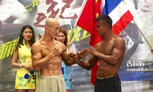 """So 6 múi: """"Đệ nhất Thiếu Lâm"""" hơn """"Thánh Muay Thái"""" - 2"""