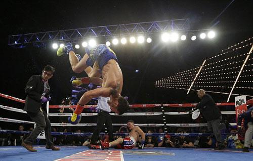 Boxing: Di chuyển như sóc, tung đòn tựa đạn bay - 5