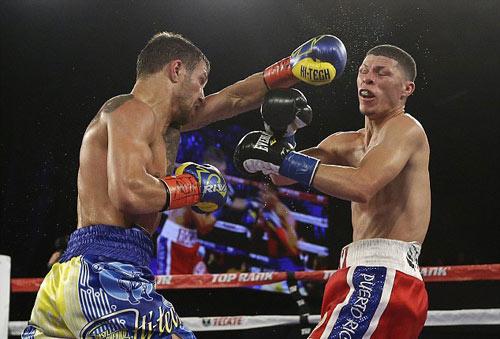 Boxing: Di chuyển như sóc, tung đòn tựa đạn bay - 3