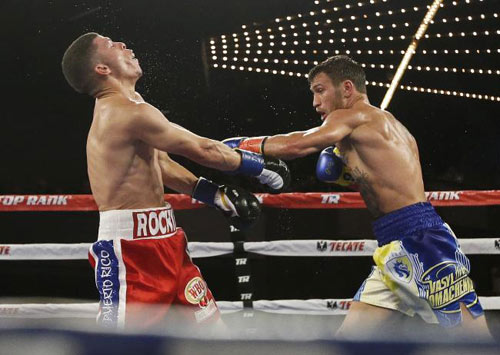 Boxing: Di chuyển như sóc, tung đòn tựa đạn bay - 1