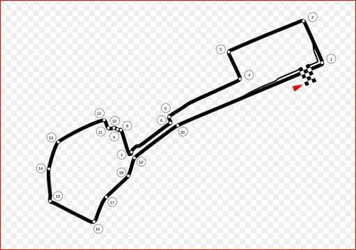 Lịch thi đấu F1: European GP 2016 - 1